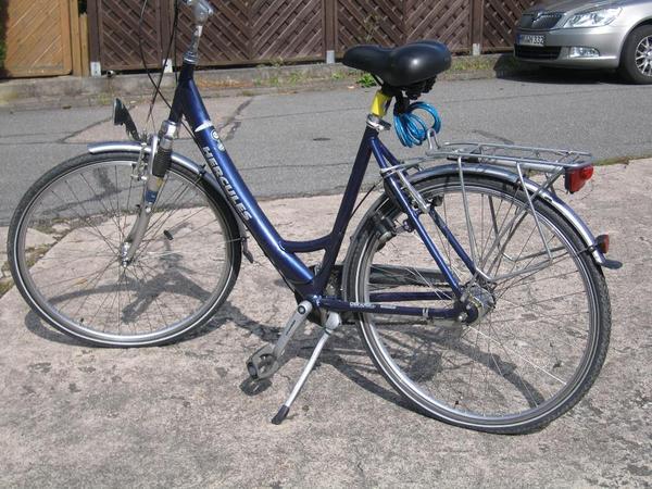 hercules damen fahrrad 28 39 in leingarten damen fahrr der