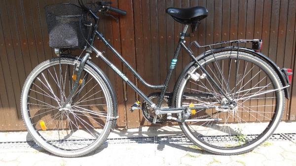 hercules damen herren fahrrad stadt tourenrad in. Black Bedroom Furniture Sets. Home Design Ideas