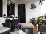 Herdecke: Balkonterasse + Einbauküche +