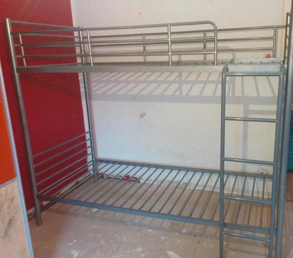 Hochbett metall kaufen gebraucht und g nstig - Hochbett gebraucht ...