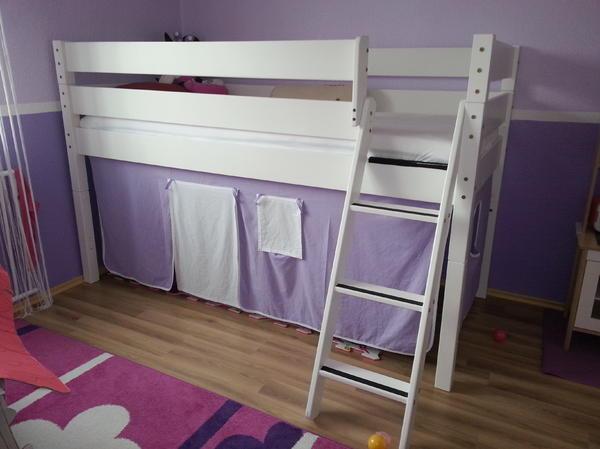 hochbett weiss kleinanzeigen m bel wohnen. Black Bedroom Furniture Sets. Home Design Ideas