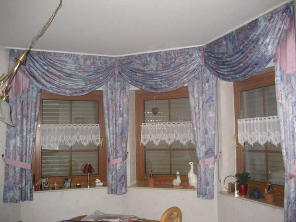 hochwertige gardinen f r erker und wohnbereich in gommersheim gardinen jalousien kaufen und. Black Bedroom Furniture Sets. Home Design Ideas
