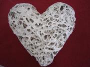 Hochzeit-Herz aus