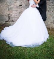 Hochzeit Prinzessin Brautkleid