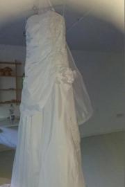 Hochzeitskleid Gr.40