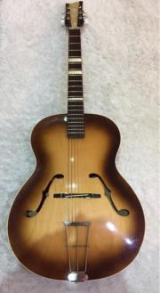 Höfner Jazz-Gitarre