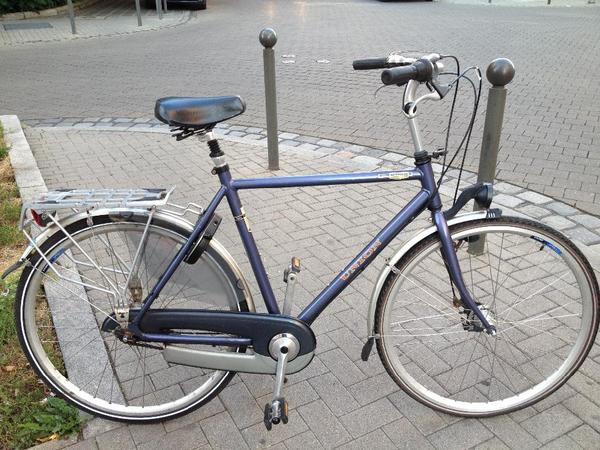 alu fahrrad neu und gebraucht kaufen bei. Black Bedroom Furniture Sets. Home Design Ideas