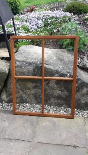 Holz-Fenster-Gitter