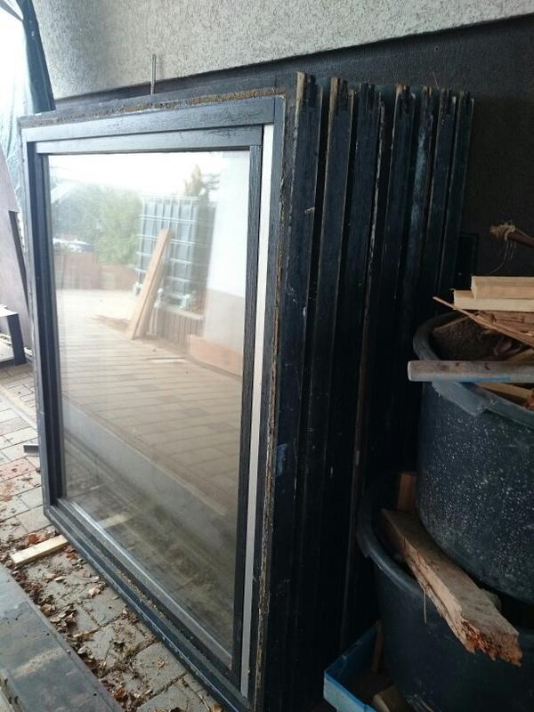 holzfenster g nstig abzugeben in dreisen fenster. Black Bedroom Furniture Sets. Home Design Ideas