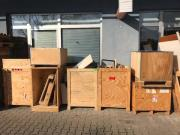 Holzkisten / Sperrholz / Zum