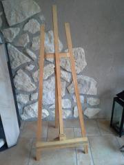 Holzstaffelei