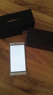 Huawei p8 weiss