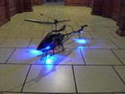 Hubschrauber, ferngesteuert, mit