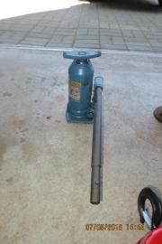 Hydraulik-Wagenheber (Hebekraft: