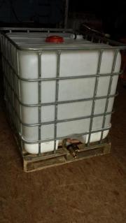ibc container kaufen gebraucht und g nstig. Black Bedroom Furniture Sets. Home Design Ideas