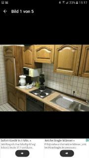Ich suche) Küchenmöbel