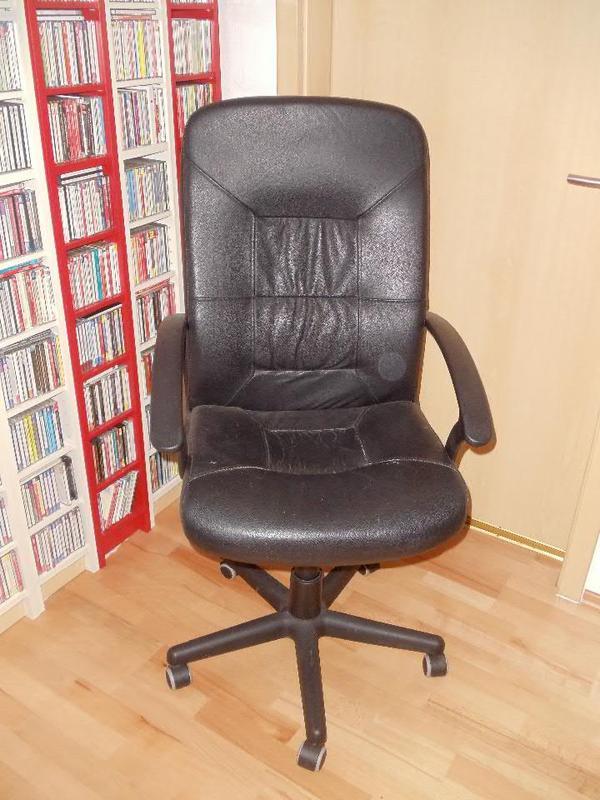 ikea allak b ro drehstuhl verstellbar schwarz in erlangen ikea m bel kaufen und verkaufen. Black Bedroom Furniture Sets. Home Design Ideas