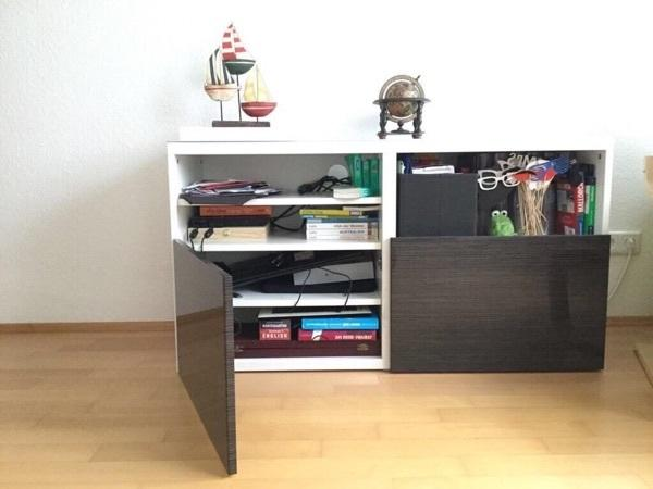 ikea besta kaufen gebraucht und g nstig. Black Bedroom Furniture Sets. Home Design Ideas
