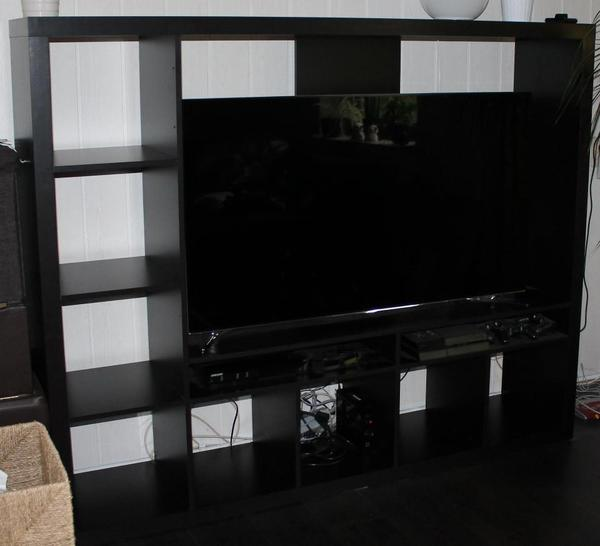 ikea expedit tv regal in hamburg ikea m bel kaufen und. Black Bedroom Furniture Sets. Home Design Ideas