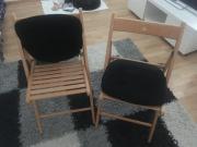 IKEA Holzklappstühle