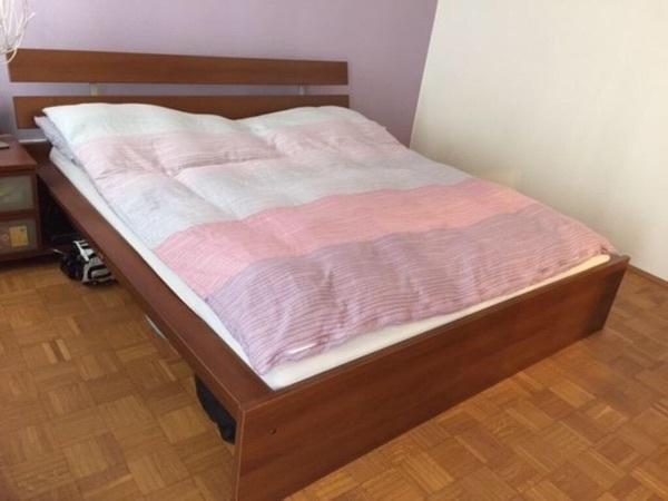 ikea hopen bettgestell: ikea hopen bed frame chest of drawers, Hause deko