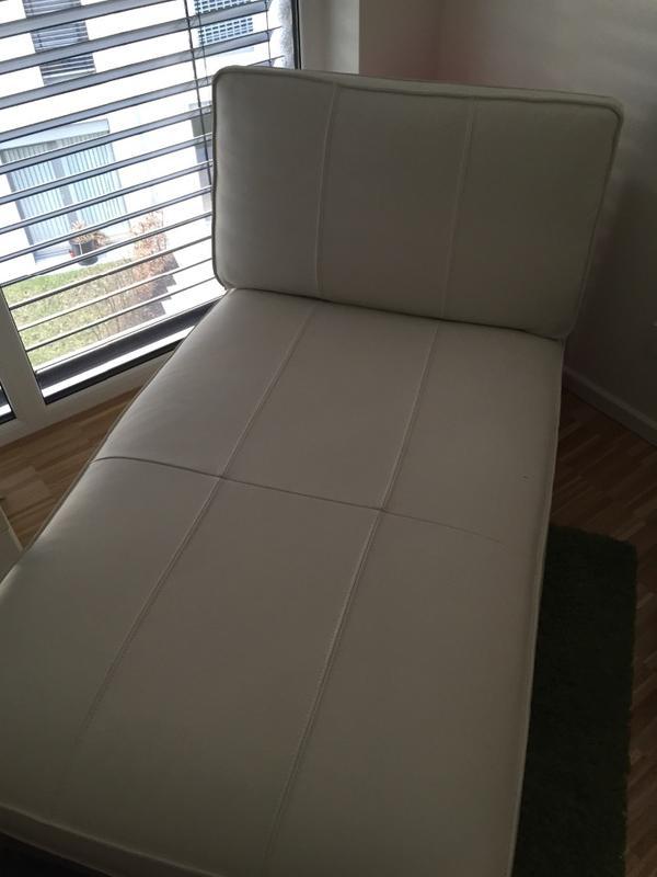 ikea kivik leder recamiere gebraucht 1jahr zu verkaufen. Black Bedroom Furniture Sets. Home Design Ideas