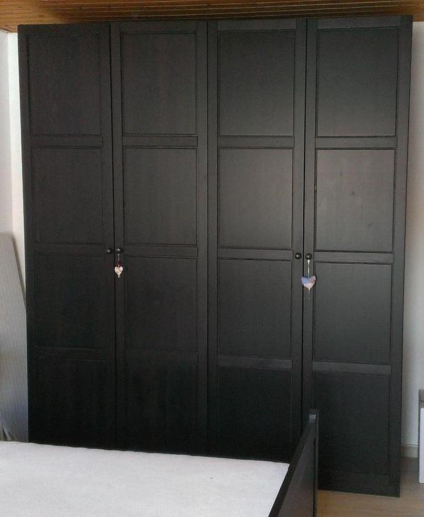 kleiderschrank ikea pax gebraucht. Black Bedroom Furniture Sets. Home Design Ideas
