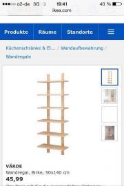 kuechenregal haushalt m bel gebraucht und neu kaufen. Black Bedroom Furniture Sets. Home Design Ideas
