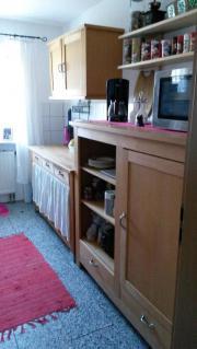 IKEA Küchenschrank Massivholz