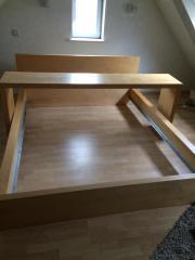 ikea malm bett in stuttgart haushalt m bel gebraucht und neu kaufen. Black Bedroom Furniture Sets. Home Design Ideas