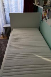 ikea malm rolltisch dunkelbraun 190x74x36 in krailling. Black Bedroom Furniture Sets. Home Design Ideas