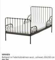 ikea bett minnen haushalt m bel gebraucht und neu kaufen. Black Bedroom Furniture Sets. Home Design Ideas