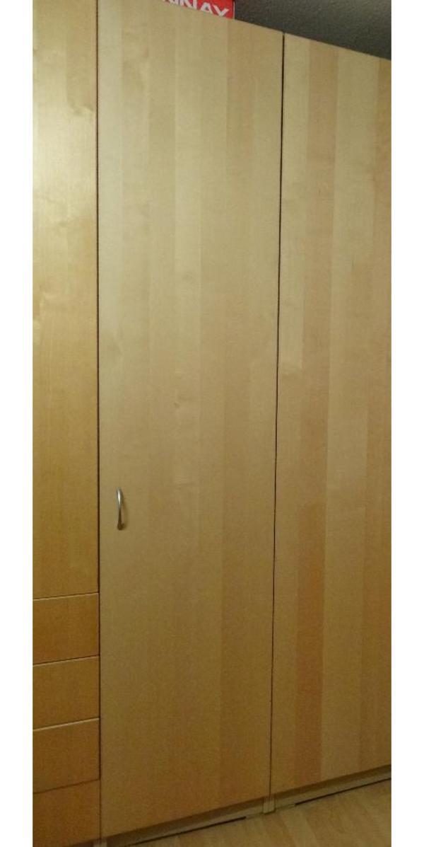 verkaufe wegen umzug einen ikea pax schrank es handelt sich hier um 50 cm breiten ikea pax. Black Bedroom Furniture Sets. Home Design Ideas