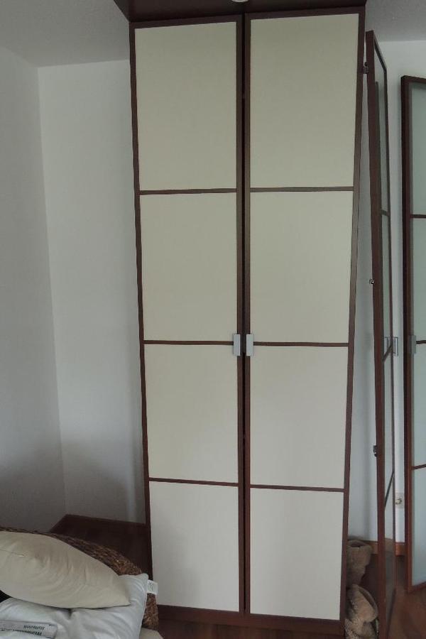 ikea pax schrankt ren in dachau schr nke sonstige schlafzimmerm bel kaufen und verkaufen ber. Black Bedroom Furniture Sets. Home Design Ideas