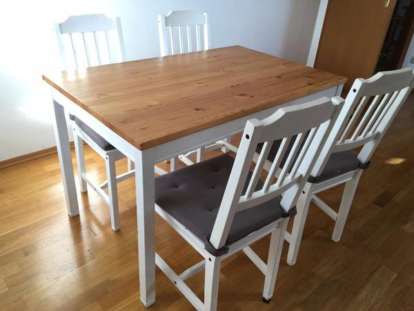 soll esstisch neu und gebraucht kaufen bei. Black Bedroom Furniture Sets. Home Design Ideas