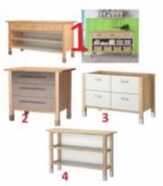 ikea vaerde schublade haushalt m bel gebraucht und neu kaufen. Black Bedroom Furniture Sets. Home Design Ideas