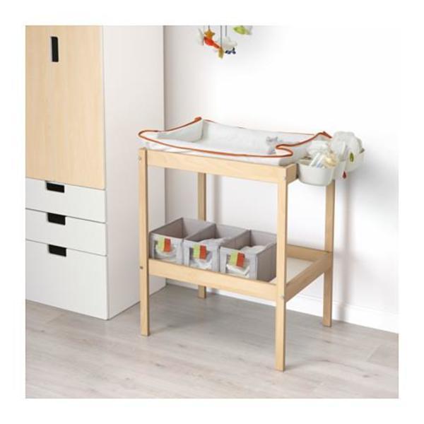 ikea wickeltisch kaufen gebraucht und g nstig. Black Bedroom Furniture Sets. Home Design Ideas