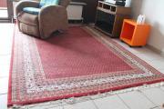 indischer Teppich mit