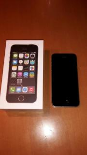 iPhone 5s schwarz