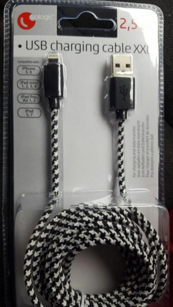 iphone 5 ladekabel kaufen gebraucht und g nstig. Black Bedroom Furniture Sets. Home Design Ideas