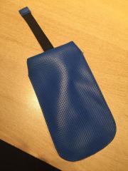 iphone Tasche blau,