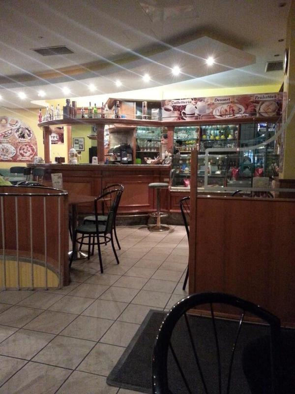 Italienische caffe bar komplett einrichtung ohne for Italienische einrichtung