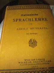 ITALIENISCHE SPRACHLEHRE