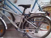 Jugendfahrrad und BMX