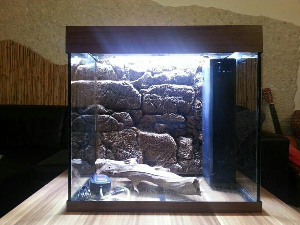 juwel lido 120 aquarium mit 3d r ckwand in k nigs. Black Bedroom Furniture Sets. Home Design Ideas