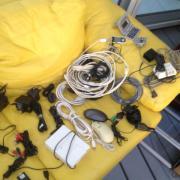 Kabel Antennkabel Audiokabel