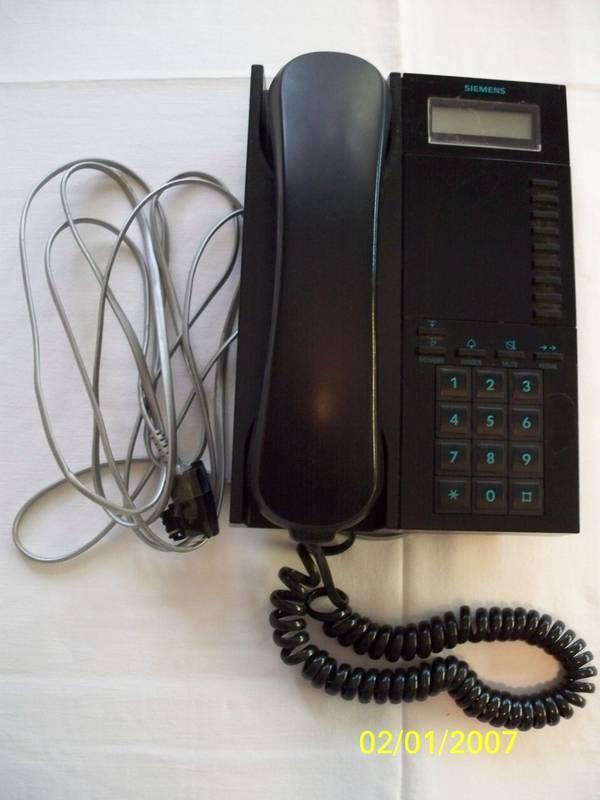 biete ein schnurgebundenes tastentelefon an das tel ist schon etwas lter aber voll fktf. Black Bedroom Furniture Sets. Home Design Ideas