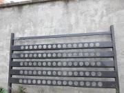 Kabinenschutz Leiterträger Bordwnd