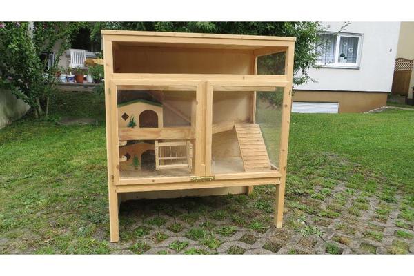 k fig f r meerschweinchen aus holz eigenbau in lorch. Black Bedroom Furniture Sets. Home Design Ideas