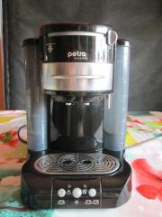 petra kaffeepadmaschine kaufen gebraucht und g nstig. Black Bedroom Furniture Sets. Home Design Ideas